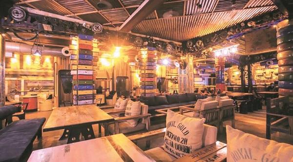 Junkyard Cafe – Junk Theme Restaurant