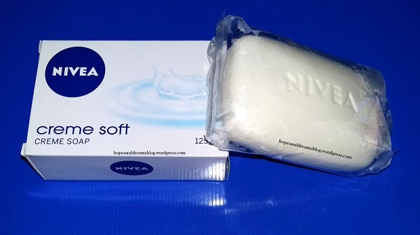 Nivea Cream Soft Bathing Soap Bar for men