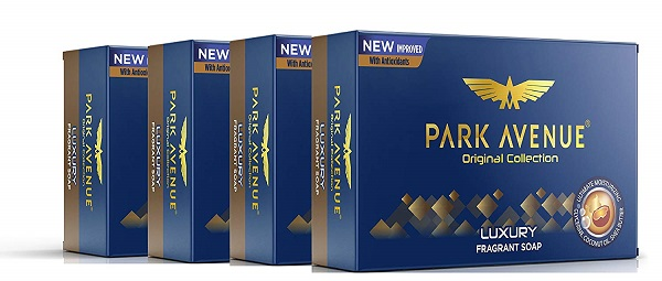Park Avenue Luxury Soap for Men