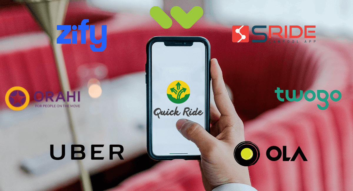 best carpooling apps in india