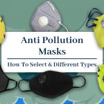 Anti-Pollution Masks – How to select and Different types of Masks