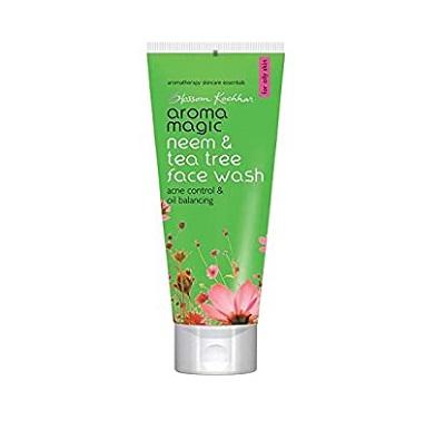 Aroma Magic Neem & Tea Tree Face Wash
