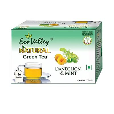 Eco Valley Natural Green Tea
