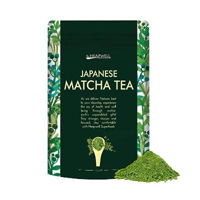 Heapwell Japanese Matcha Green Tea