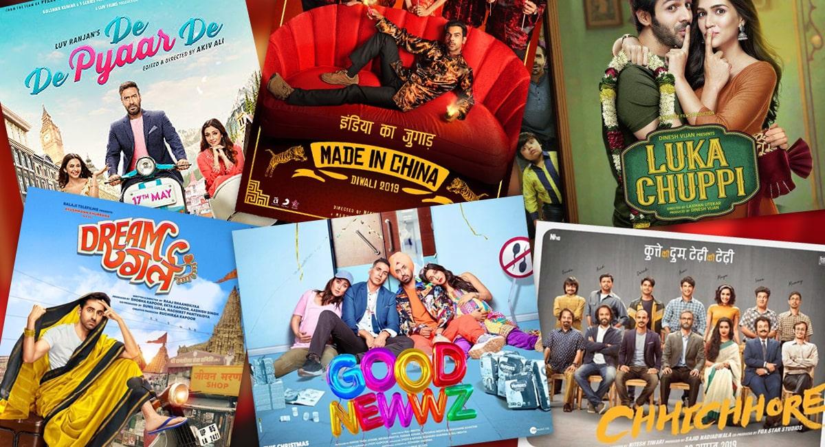 Hindi Comedy Movies of 2019