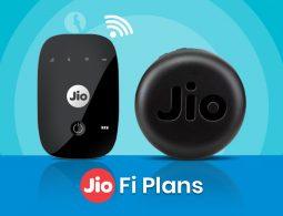 JioFi Plans