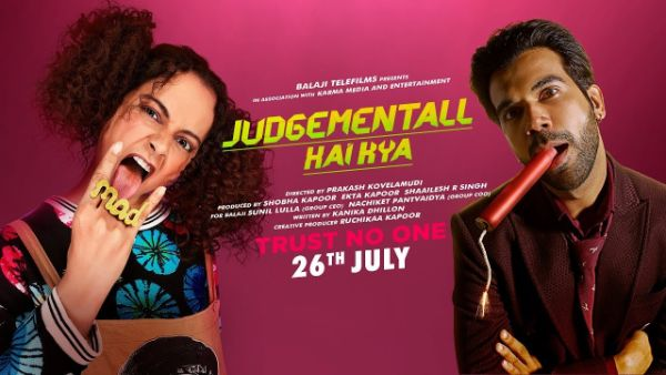 Judgemental Hai Kya Hindi Comedy Movie
