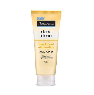Neutrogena Deep Clean Blackhead Eliminating Daily Scrub