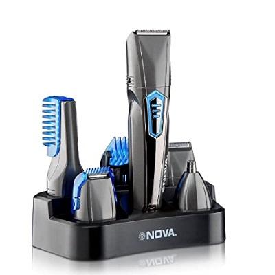 Nova 9 in 1 Grooming Kit Ng 1175