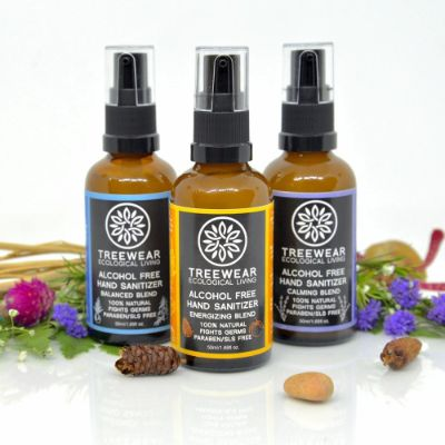 TreeWear Natural Alcohol-free Hand Sanitizer