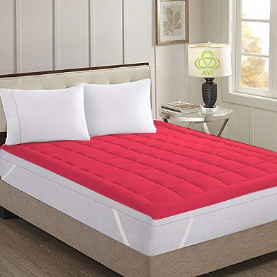 AVI Soft 700GSM Mattress Topper