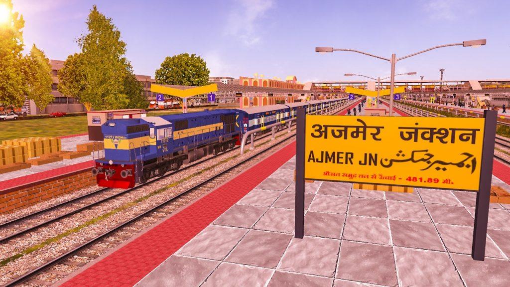 Ajmer Junction Railway Station