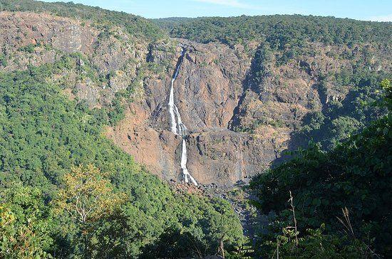 Barehipani Falls