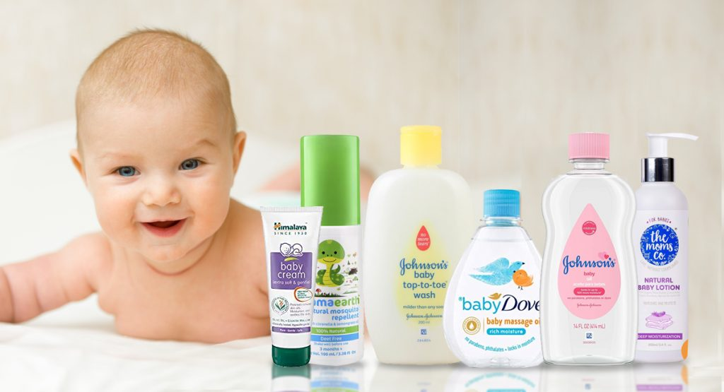 Best Baby Skin Care Products in India