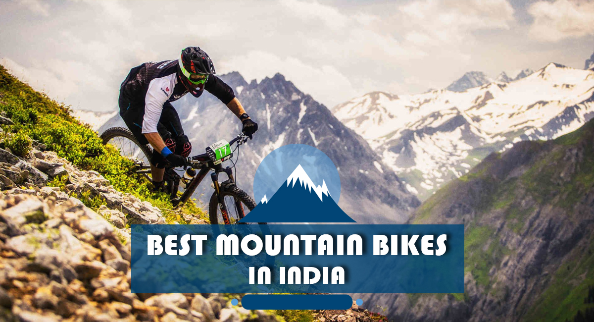 Best Mountain Bikes in India