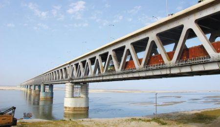 Bogibeel Rail Road Bridge