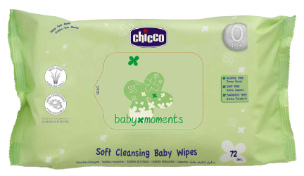 Chicco Cleansing Wipes