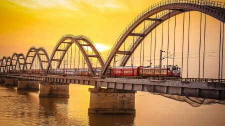 Godavari Arch Bridge