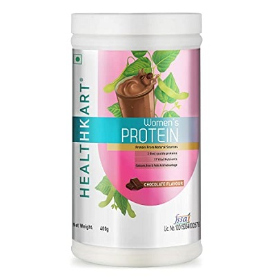 Healthkart Women's Protein with Calcium, Iron & DHA