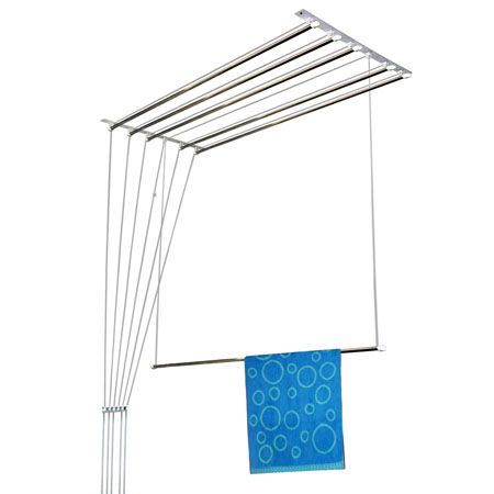 Homwell Deluxe Ceiling Cloth Hanger