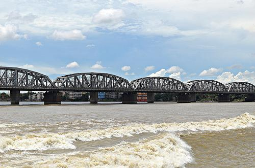 Jubilee Bridge - Hooghly