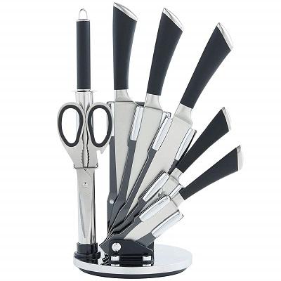 Kurtzy 8 Piece Professional Knife Set