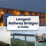 10 Longest Railway Bridges in India 2020
