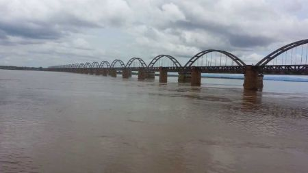 Old Godavari Bridge