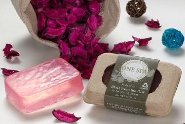 Onespa Hair Removal Soap