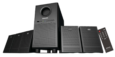 Philips SPA3000U/94 Home Theatre System