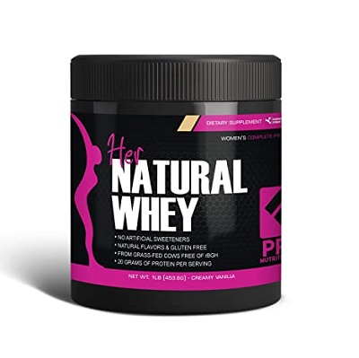 Pro Nutrition Labs Protein Powder for Women