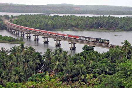 Sharavathi Bridge