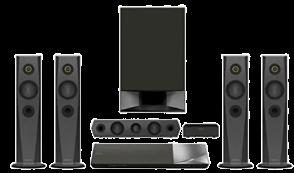 Sony BDV-N7200W 5.1 3D Blu-Ray Home Theatre System