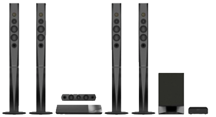 Sony BDV-N9200W 3D Blu-Ray BT Home Theatre System