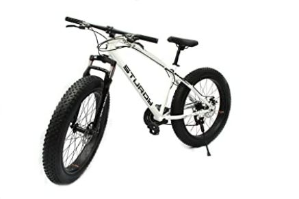 Sturdy Bike Fat Mountain Bike with 26×4 Inch Types