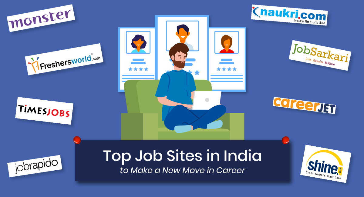 Top Job Sites in India