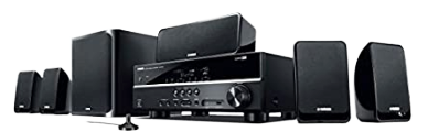 Yamaha Yht-2910 5.1 Channel Home Cinema System