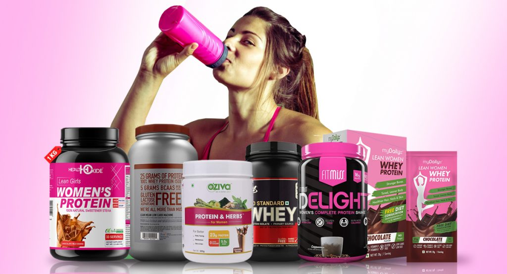 best-protein-powders-for-women