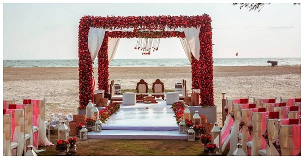 Goa destination wedding