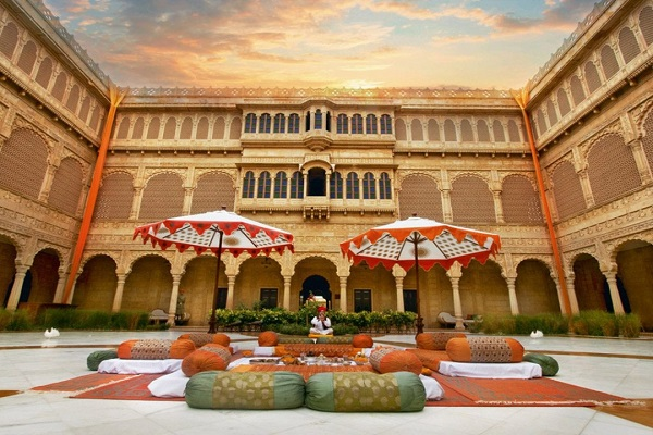 Jaisalmer destination wedding