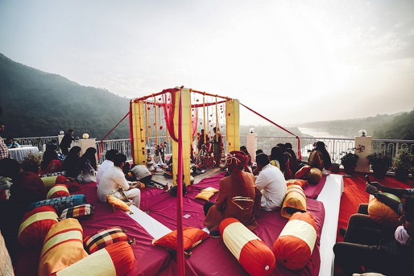 Rishikesh destination wedding