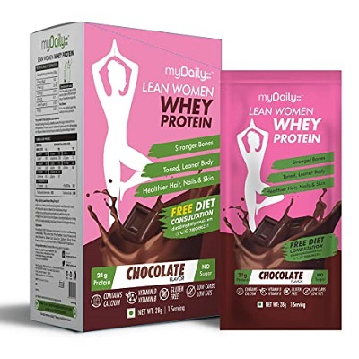 myDaily Lean Whey Protein For Women