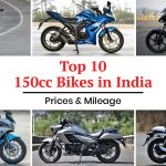 Top 10 150cc Bikes in India: Prices & Mileage