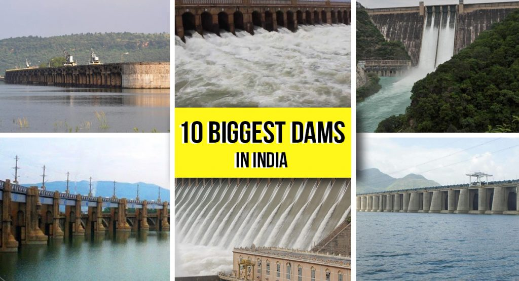 Biggest Dams in India