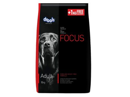 Drools' Focus Adult Super Dog Food