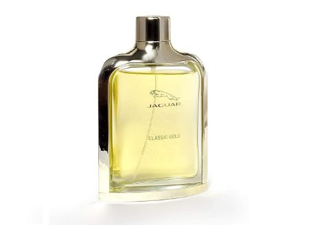 Jaguar Classic Gold Eau de Toilette for Men, 100 ML