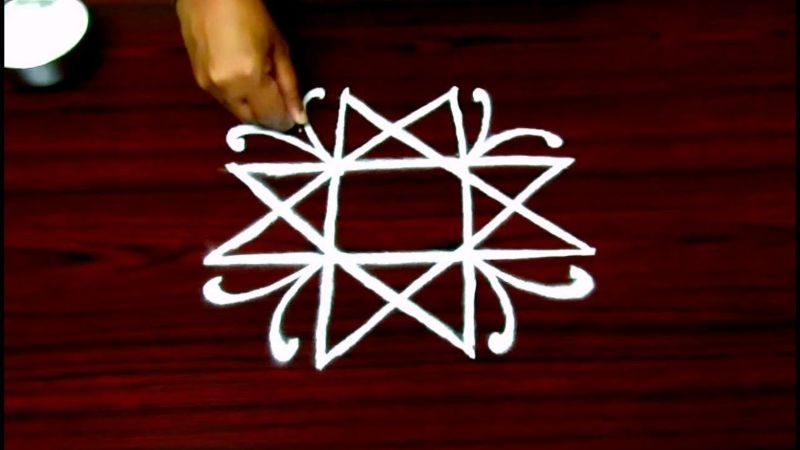 Kolam Design for Beginners