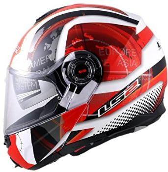 LS2 FF386 Flip-Up Helmet