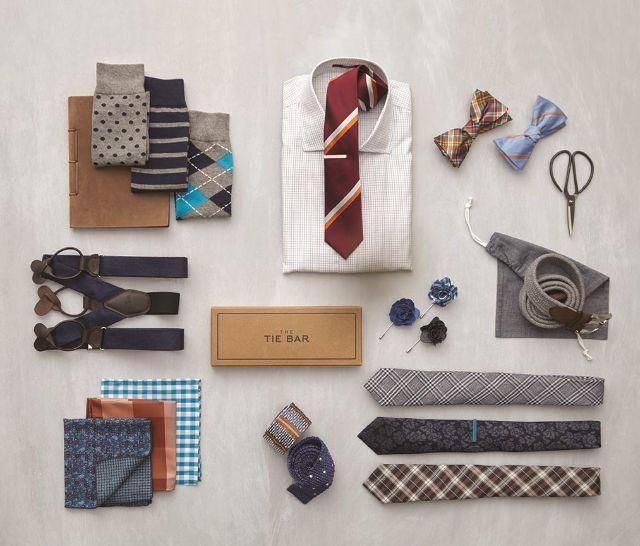 Pack of Tie Bars