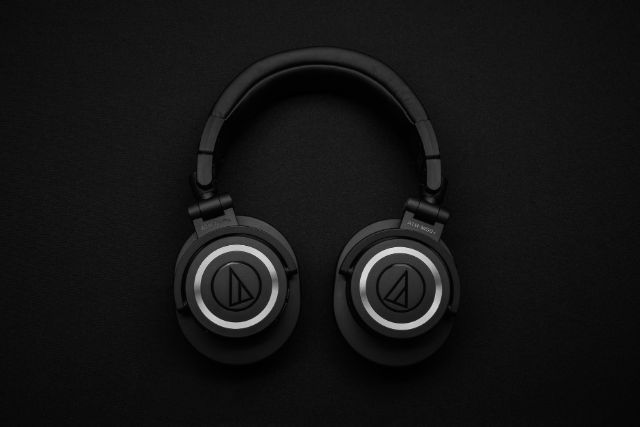A Pair of Robust Headphones